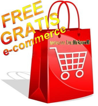 CARRELLO gratis free e commerce free gratis